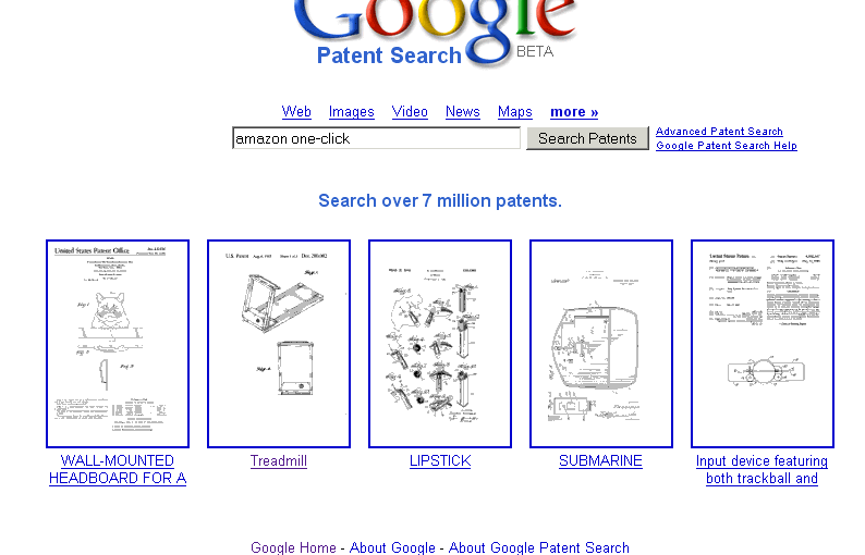 Google offers a silent hand with updated patent search