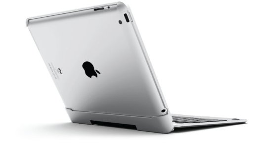 MacBook-look case for your iPad