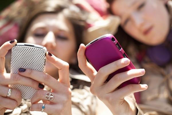 Half of teens addicted to their smartphones