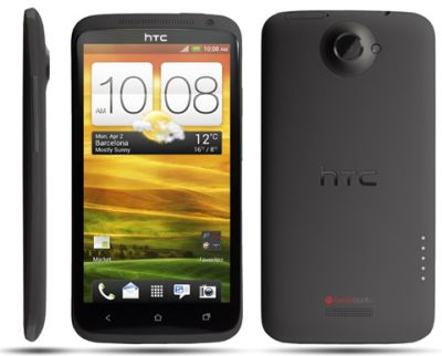 HTC One X finally catches up with ICS 4.04