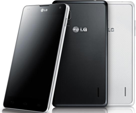 LG unveils new Optimus G