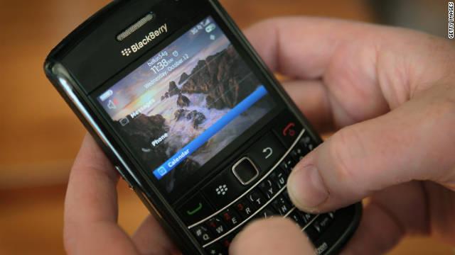 Status Shuffler app for BlackBerry to update your BBM status