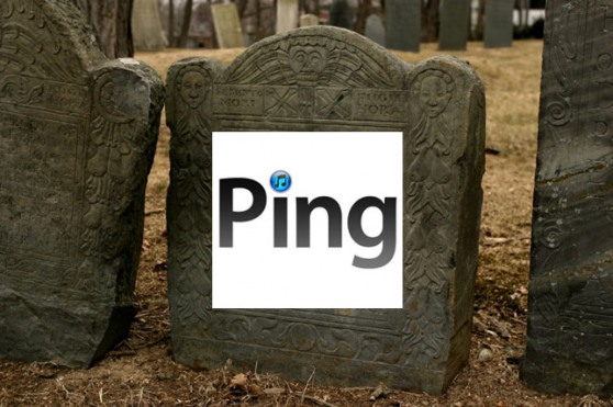 Apple to pull the plug on Ping this October