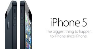 The new iPhone 5 - the biggest iPhone since the iPhone
