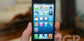 Verizon Wireless iPhone 5
