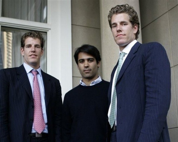 The Winklevoss twins are back!