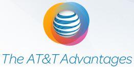 AT&T Advantages logo