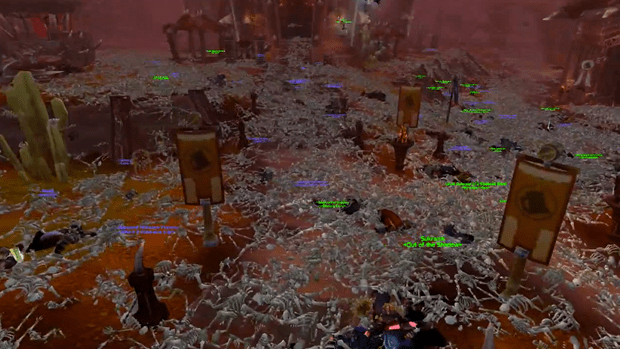 Hackers turn two WoW towns into killing fields