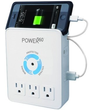 New Panamax Power360 Series Protects & Powers Household Electronics