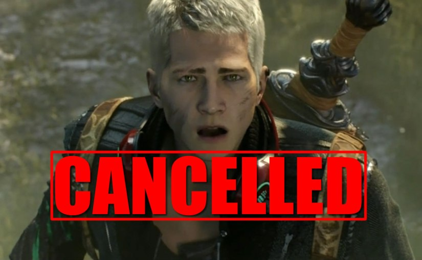 Scalebound Cancelled?!