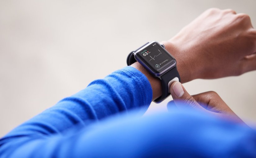 Apple Watch Band ft. KardiaBand Cleared by FDA
