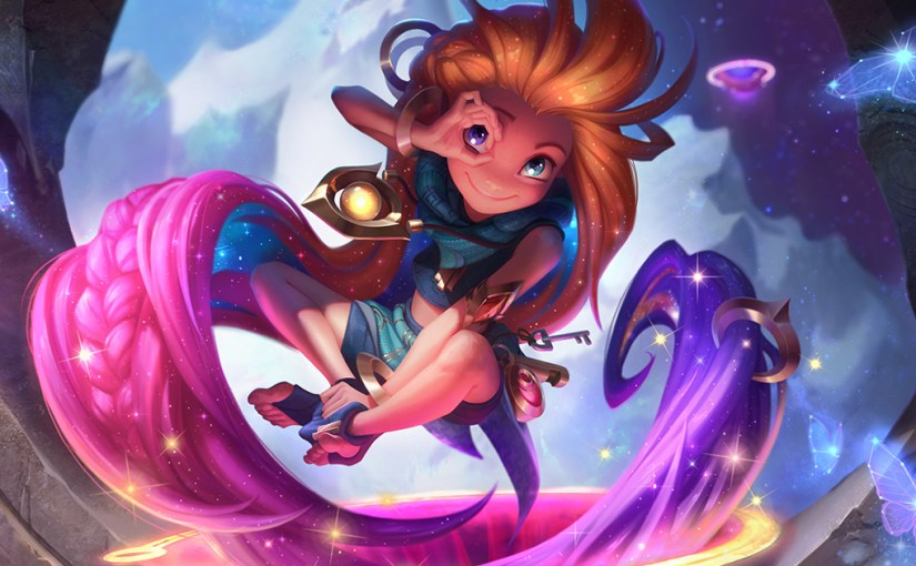 Garena Releases New Champion for League of Legends