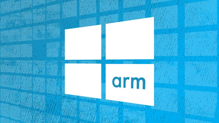 Microsoft Launches ARM-powered Windows 10 PC