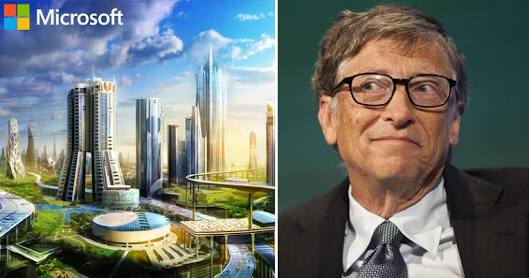 Bill Gates Invests Millions of Dollars for His Very Own Smart City in Arizona