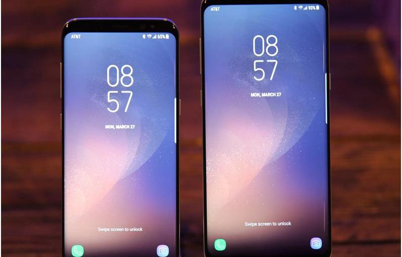 Samsung Rolls Out Android Oreo To Galaxy S8, Galaxy S8 Plus