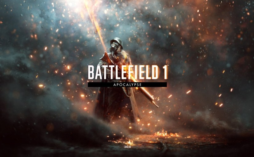 Battlefield 1 Apocalypse DLC Releases In February With Five New Maps —EA