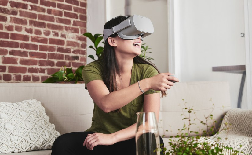 Oculus Go: Headset Pops Up At the FCC With Two Models