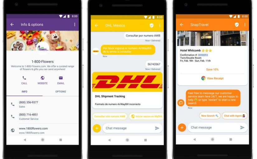 What You Need To Know About Google's  RCS Business Messaging