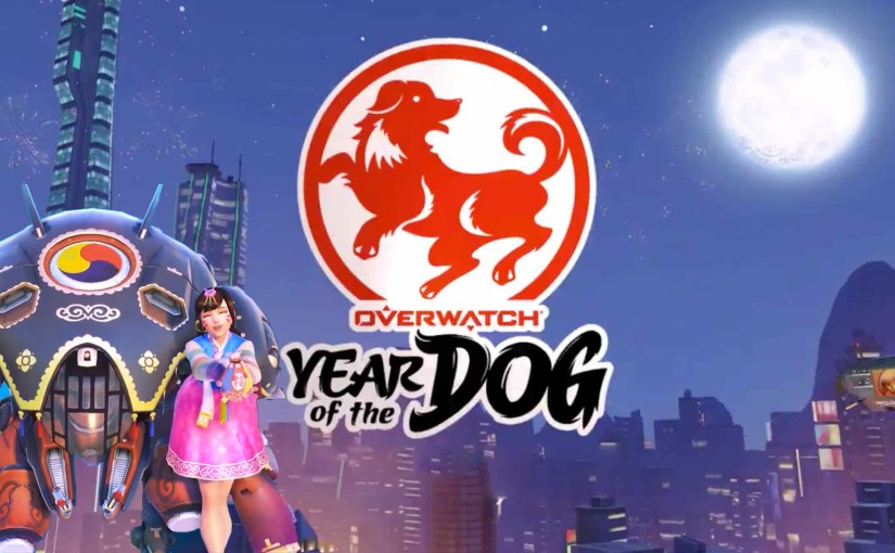 Overwatch Year Of The Dog Event Begins Soon, Adds A New Map