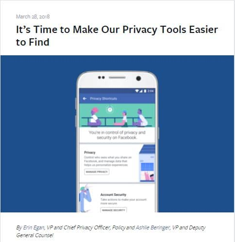 Facebook Amidst Privacy Crisis: Delete or Not?