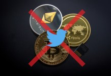 Twitter to Ban Cryptocurrency