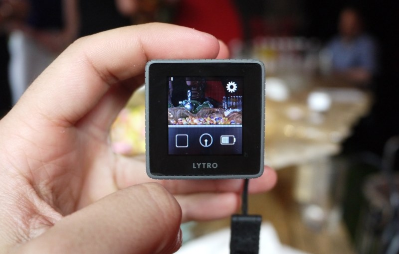 Report: Google Is Buying Light-Field Camera Startup Lytro for About $40M