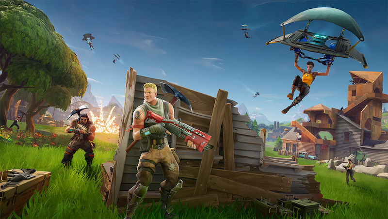 Fortnite iOS:  How To Sign-up, Invite Friends To Fornite Battle Royale