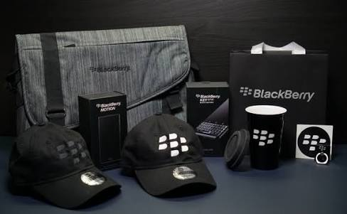 Rewards from BlackBerry Fan League for Hyping Up Poor-Selling Phones