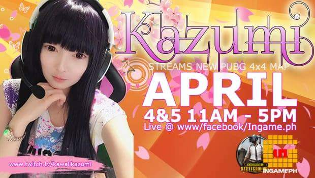 Kazumi live