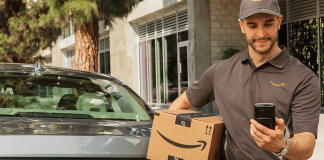 Amazon In-Car Delivery