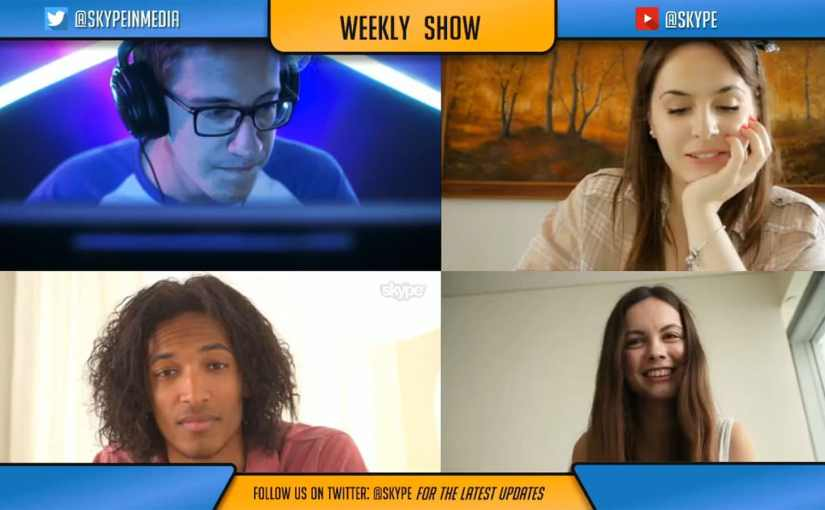 Skype Targets Content Creators With New Call Recording Feature