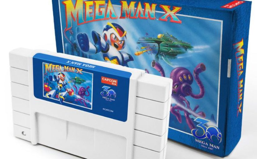 Capcom To Release Two Classic Mega Man Games On NES, SNES Cartridges
