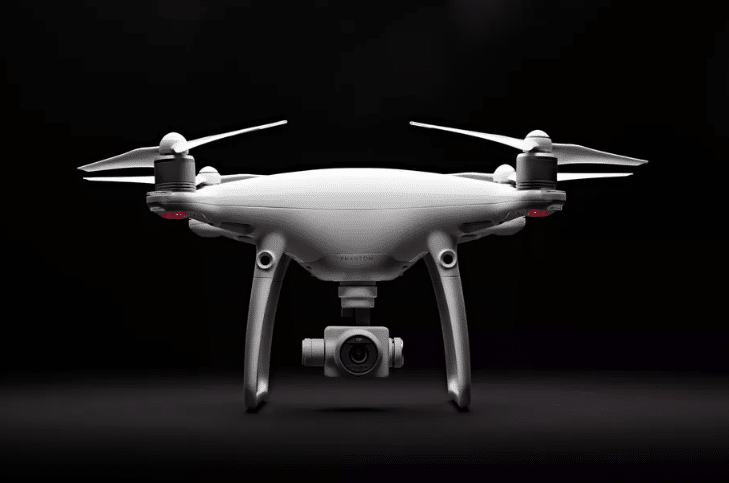 DJI Launched A Quieter Version of the Phantom 4 Pro