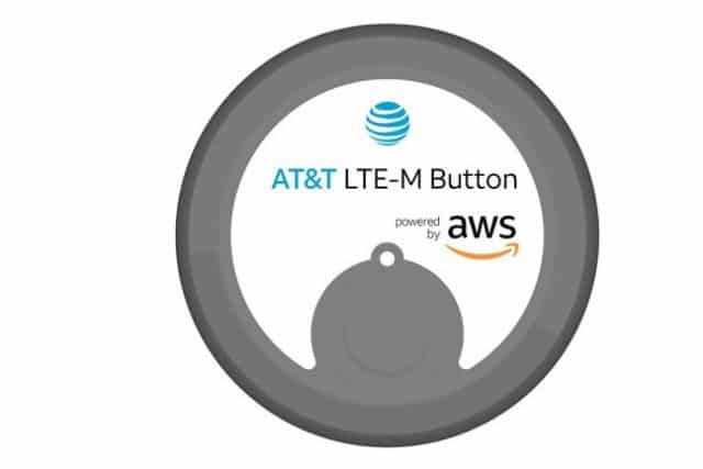 AT&T Launches Amazon Dash-style Button Called LTE-M