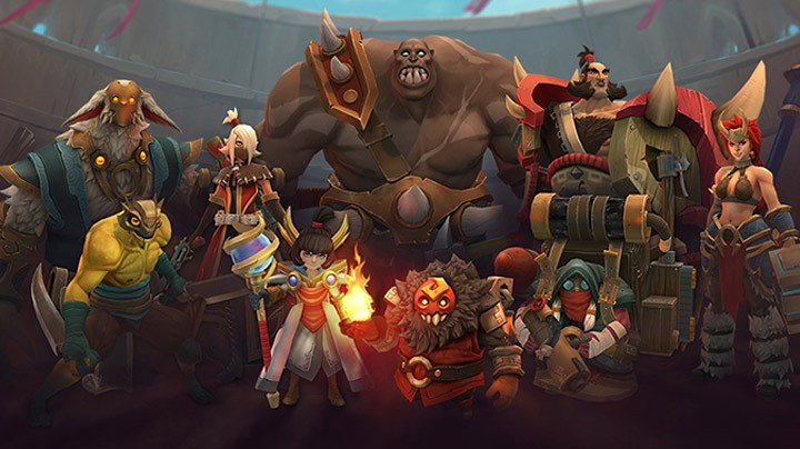Battlerite: The Newest Addition To Battle Royale Games