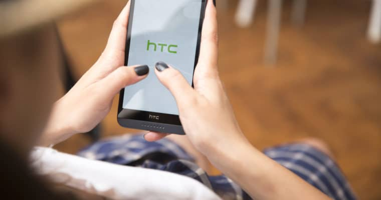 HTC To Debut World's First Blockchain Phone