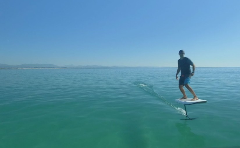 Fliteboard™ eFoil: Fly Over Water This Summer