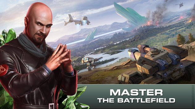 E3 2018 Command and Conquer: Rivals Announced