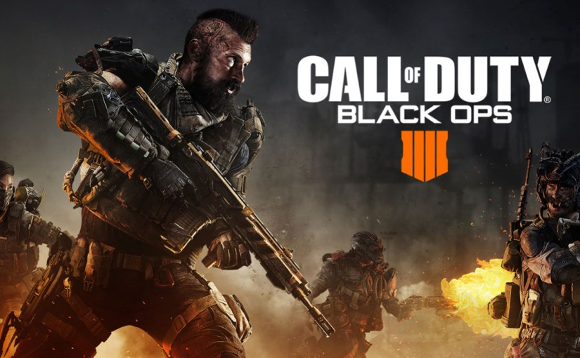 #49 Call Of Duty: Black Ops 4