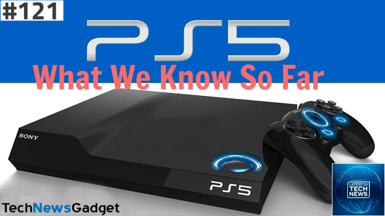 #121 What's Coming To The PS5?