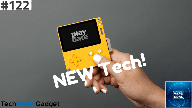 #122 Playdate: The Newest Handheld Games Device
