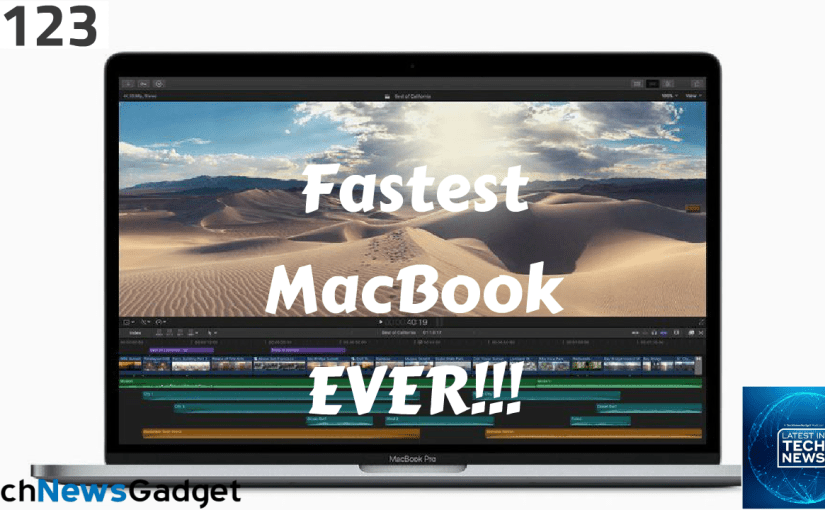 #123 Apple Releases The Fastest MacBook Ever