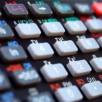 Calculator keys (Jorge Franganillo/Flickr)