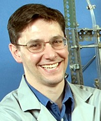 George Huber (Anellotech)