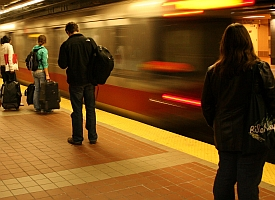 Central Square subway station, Cambridge, Mass.  (Bart Howard Everts/Flickr)