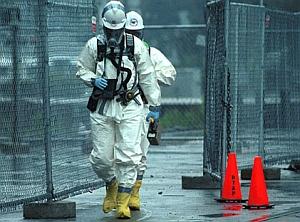 Hazmat suits (NOAA.gov)