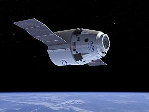 Dragon capsule (Space Exploration Technologies)