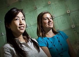 Tongjai Chookajorn, Heather Murdoch (Dominick Reuter, MIT)