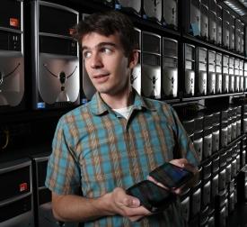 David Fritz (Dino Vournas, Sandia National Lab )