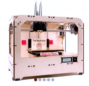 Replicator 3-D printer
